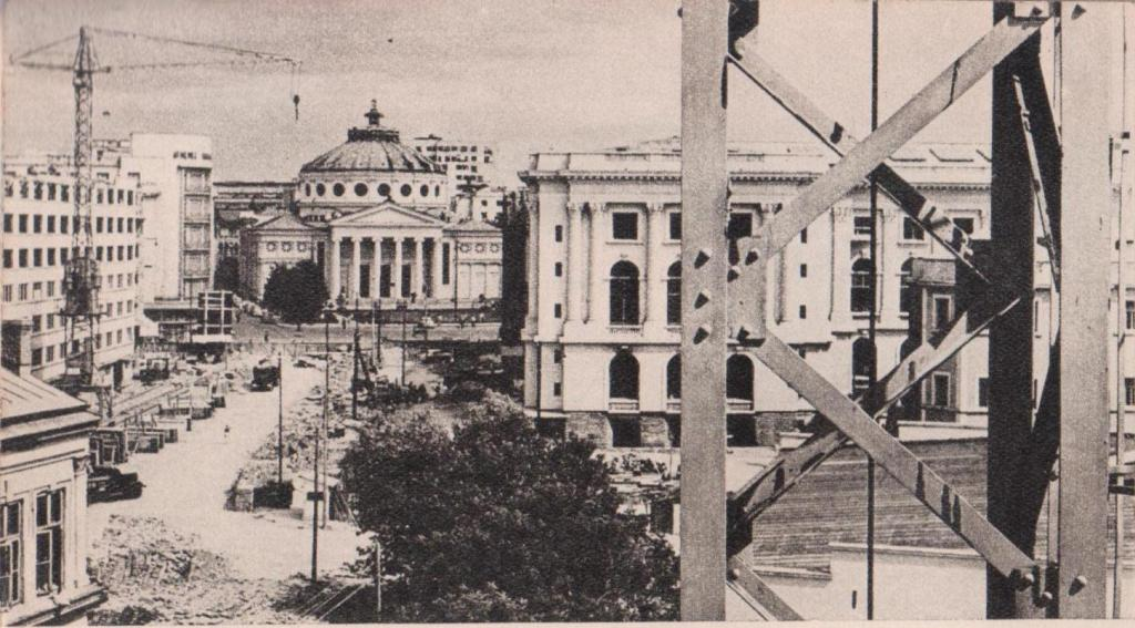 1960_Bucuresti_Sala Palatului-Stirbei Voda